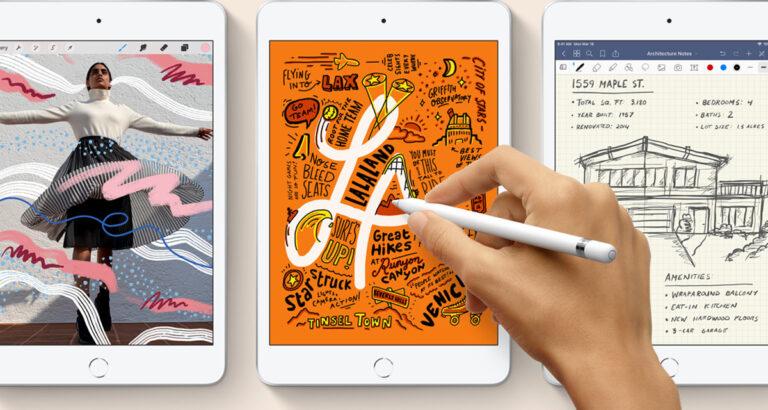 Meglepetésszerűen frissült az iPad Air és az iPad Mini