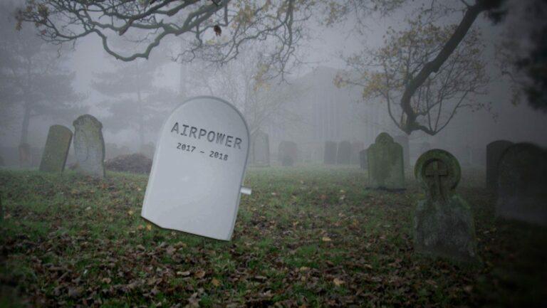 Az Apple hivatalosan is eltörölte az AirPowert, a jövő vezeték nélküli töltőpadját