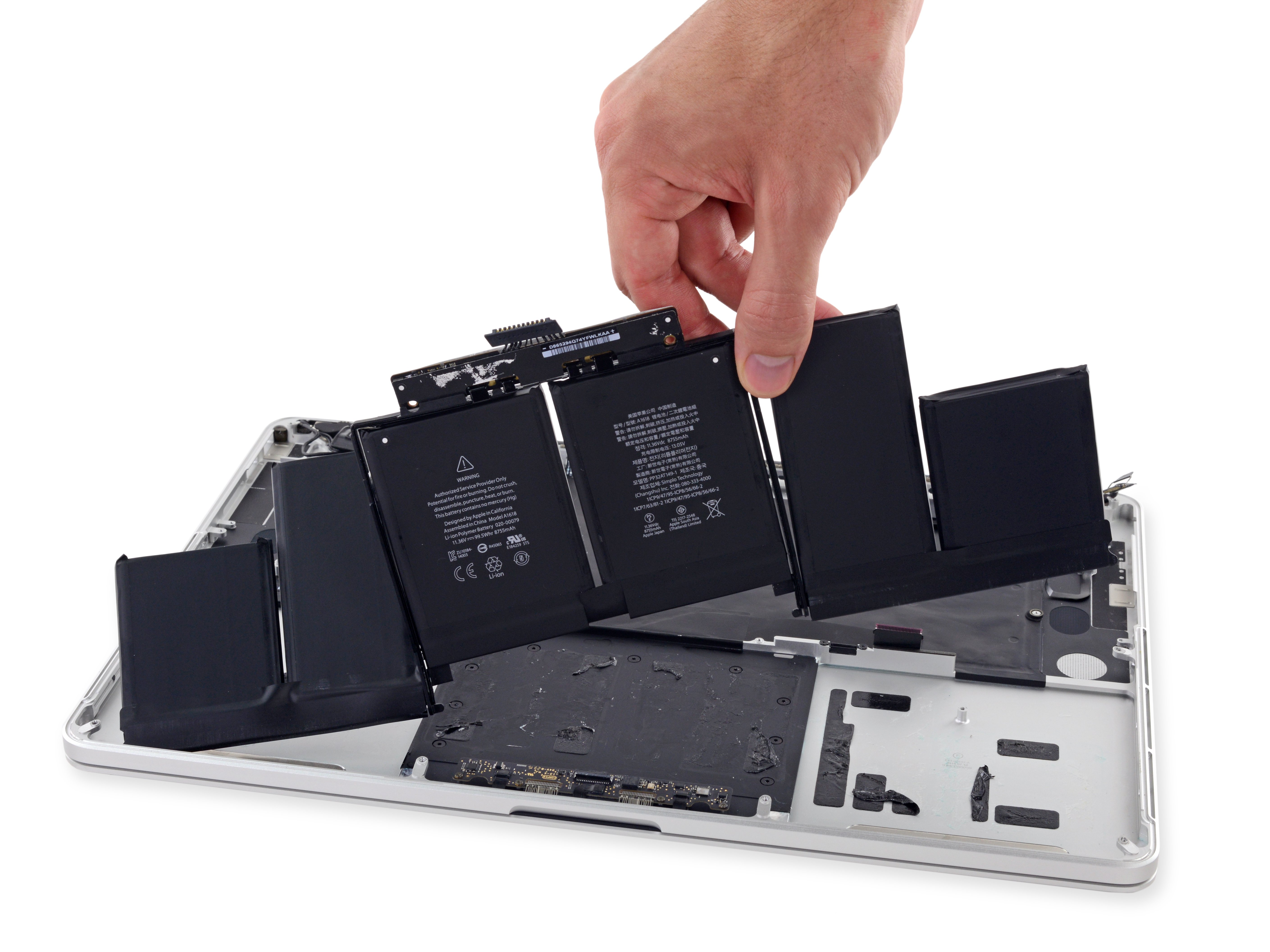 MacBook akkumulátor csere 29.990. Ft tól iCentrum Apple