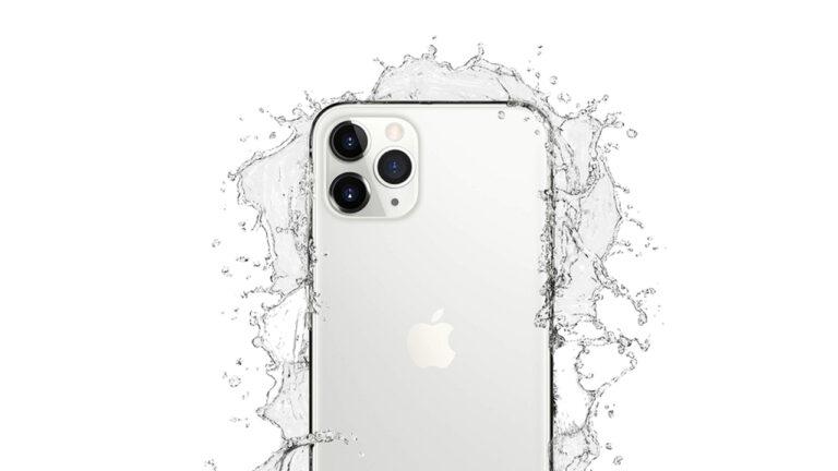Ezt kell tudni az iPhone-ok vízállóságáról