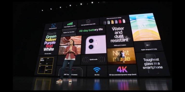 iPhone 11 esemény összefoglaló: minden, amit bemutattak