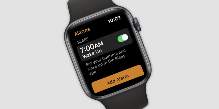 Úgy tűnik, végre megérkezhet az alvásfigyelés az Apple Watch-ba