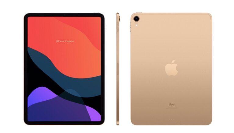 iPad Pro-szerű kinézettel újíthat az iPad Air is