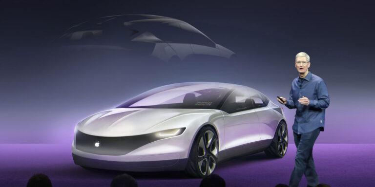 Sokat kell még várnunk az Apple saját elektromos autójára