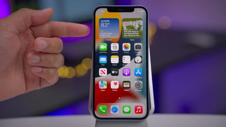 Megjelent az iOS 15.1 frissítés